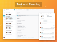 Task And Planning