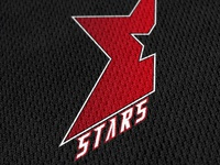 Stars logo Black