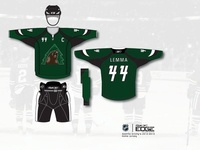 Grizzly-Home Jersey
