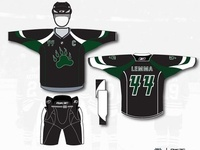 Grizzly- Third Jersey