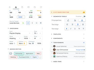 Figma Dashboard UI kit - Material desktop app templates desktop dashboard design system templates material ui kit design ui app figma