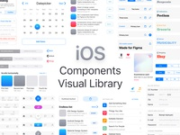 IOS 12 Components Design Guidelines