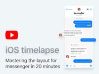 iOS Timelapse Prototyping Video