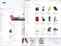 Creating sidebar navigation for web or desktop app