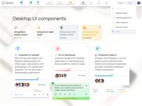 Software Ui Design Components