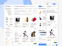 Figma ecommerce template for Shopping web app min