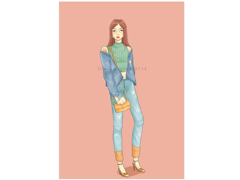 style illustration