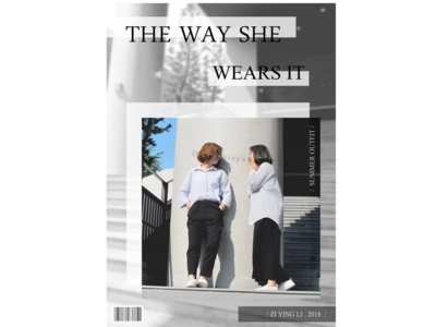 The way magazine