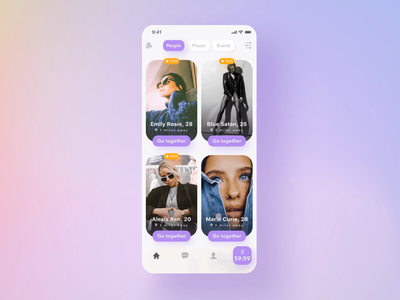 GoTogether - Dating App | People Nearby