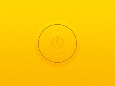 Power Button ui ux uiux user interface user experience design button power