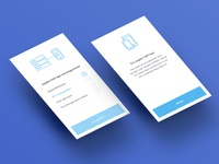 Illustrations for app onboarding