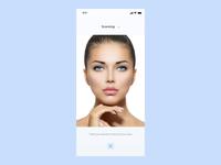 Skincare App Animation