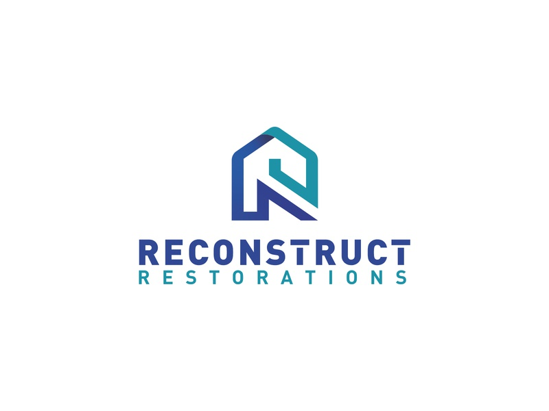 Reconstruct Restorations Logo Stacked Positive