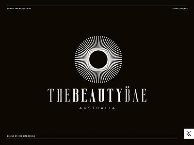 Beauty Logo Design for The Beauty Bae Australia design logodesign logo branding design branding brand identity designer brand identity design brand identity