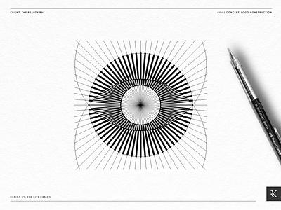 Beauty Logo Grid for The Beauty Bae design logodesign logo branding design branding brand identity designer brand identity design brand identity