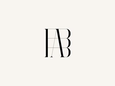 Brighton Art Biennale serif festival art simple modern minimal logo