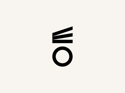 Onir design minimalism icon simple modern minimal logo