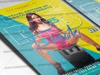 RNB Freak Flyer - PSD Template