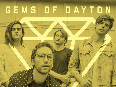 Gems Of Dayton 1.26.2018 apple music spotify playlist ohio music gem city gem dayton the orphan the poet