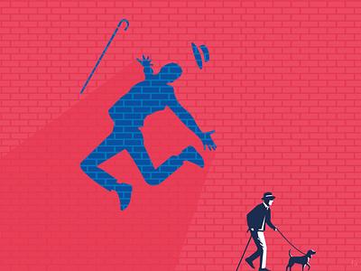 Rocksteady ! digitalart digital illustration pop art illustrator artwork illustration retirement life time dog pop vintage rocksteady