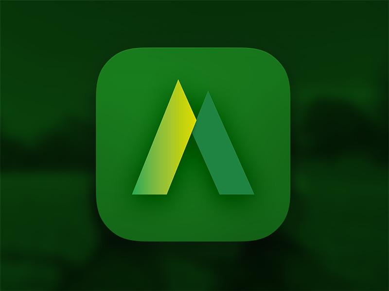 App icon800