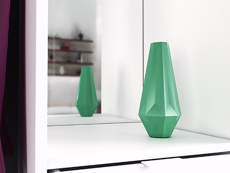 IKEA vase furniture postproduction photoshop 3dsmax 3d ikea