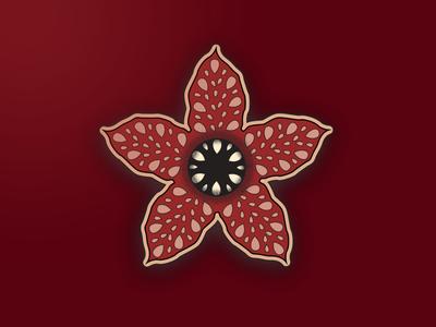 Demogorgon or flower?