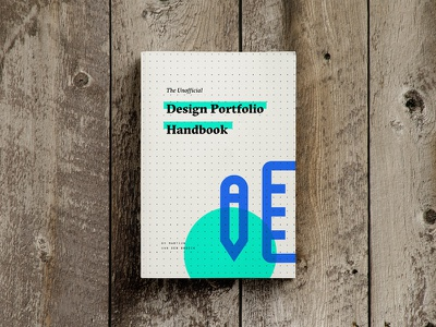 [FREE] The Unofficial Design Portfolio Handbook book flat handbook portfolio design