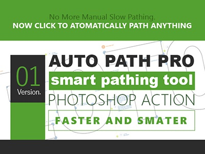 Auto Path Pro - Ps Action