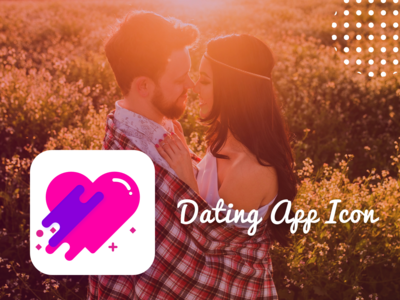Dating App Design and icon testing
