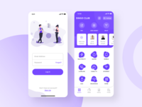 Recharge App Concept