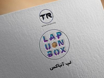lap unbox logo unboxing unbox logos logodesign logotype logo design typography ux illustration branding logo edit graphic design graphic ui design