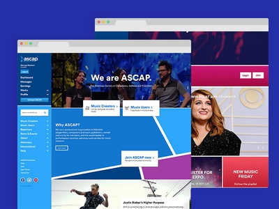 ASCAP template examples
