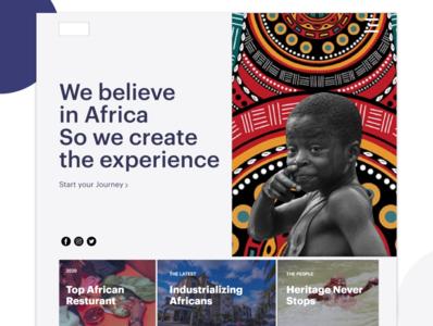 Africaa Web series