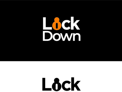 Lock down website minimalist uidesign branding design covid19 lockdown