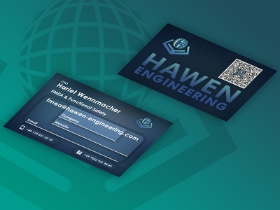 HAWENengineering Visitingcard