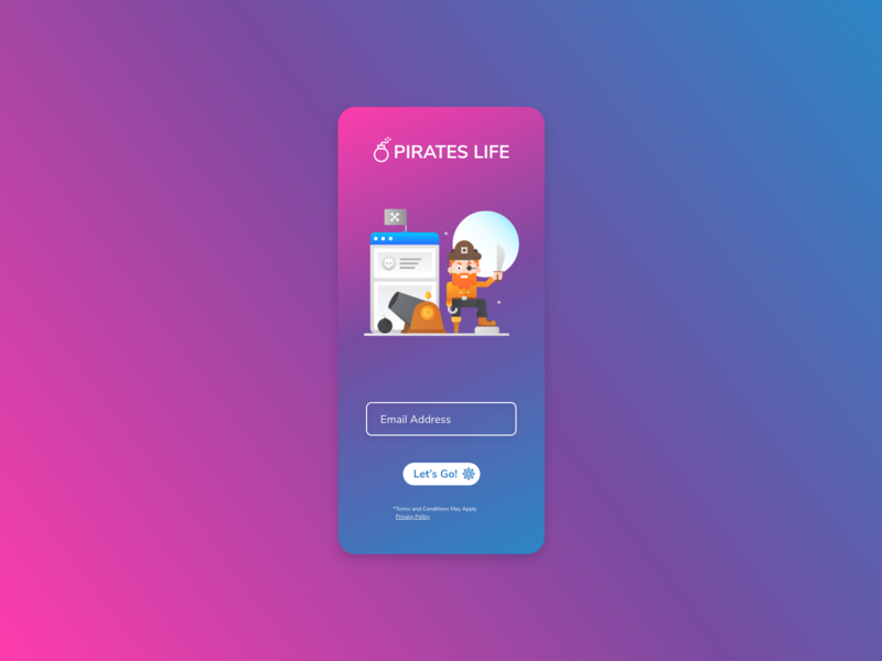 #DailyUI Challenge Day 26 lets go get started login sign in sign up signup subscription subscribe daily 100 challenge daily ui dailyui daily ui ux  ui uxui ux uidesign design conoverdesigns