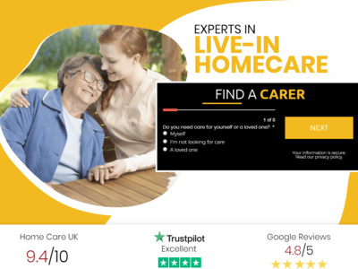 Landing Page for Cera Homecare