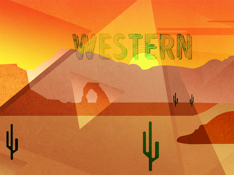 Westernscenebyftv