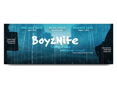 Boyznite | Facebook Cover