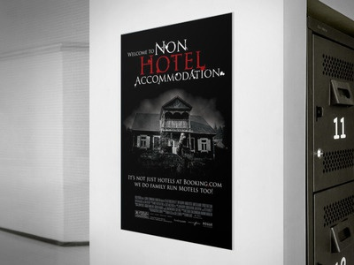Non Hotel Accommodation poster