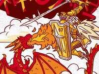 Armor of God - Close Up