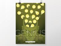 Genius Poster