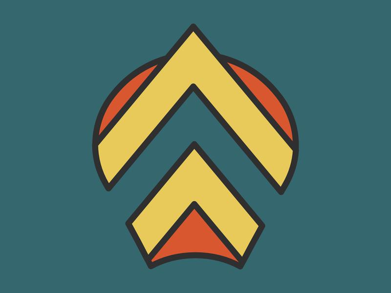 Lift (Alternative) minimal flat vector logo illustration design dailylogochallenge