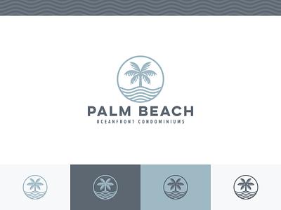 Condominium Identity typography minimal logos logo illustrator illustration identity icon branding design