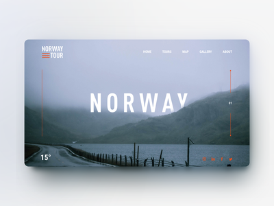 Norway Tour Website