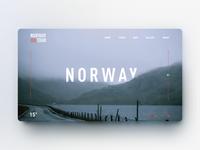 Norway Tour Website
