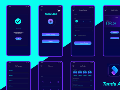 darkui 2x darkmode appdesign appui
