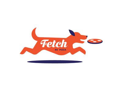 Fetch NE Pizza Logo