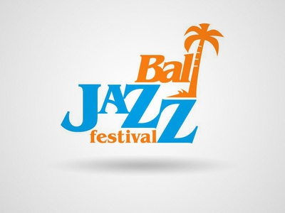 Logo for Jazz Festival in Beach